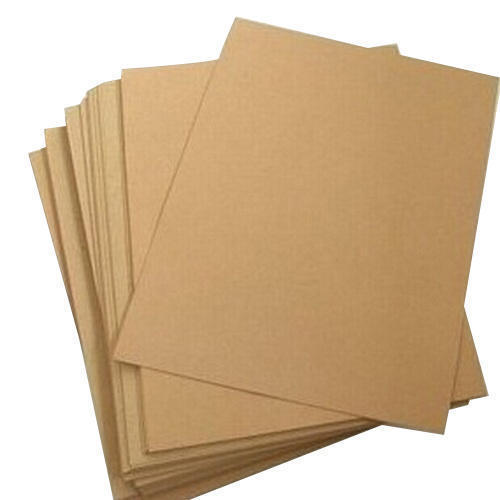 Lower GSM Kraft Paper - Medicine Cover For Ribbed Kraft Paper