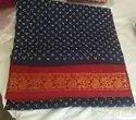 Osp Brand Wax Print Traditional Madurai Sungudi Cotton Sarees