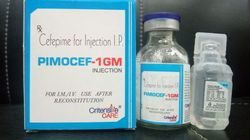 CEFEPIME 1 GM INJ, 1000 MG , For Commercial