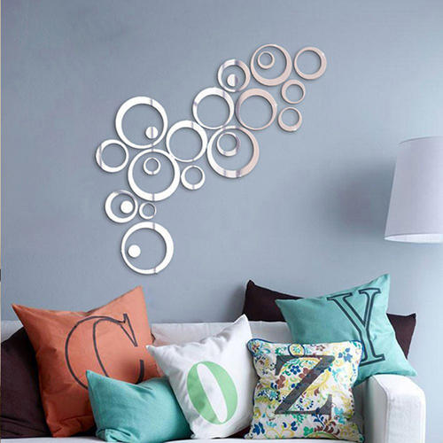 acrylic 3d wall stickers, barcode, stickers & luggage tags | saifee