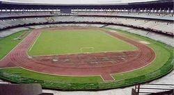 Stadium Construction Work