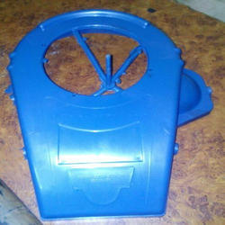 Plastic Blue Piaggio Ape Three Wheeler Fan Cover, Warranty: 6 Months