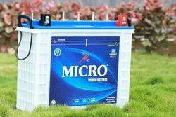 Micro Tall Tubular C20 120 AH Batteries