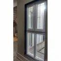 Upvc Double Openable Swing Window