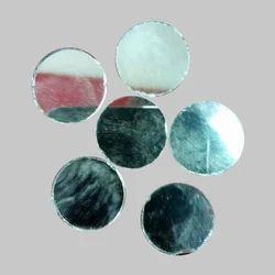 Pramukh Polished Round Mirror Beads