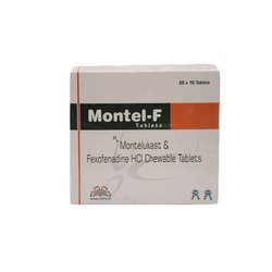 Montel F Chewable Tablets for Hospital