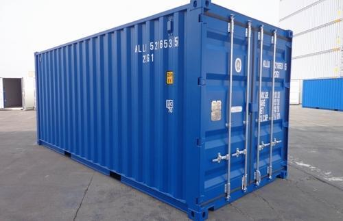 Galvanized Steel Dry Cargo Container, Rs 100000 /unit Anchor Container Service Private Limited | ID: 9085788588