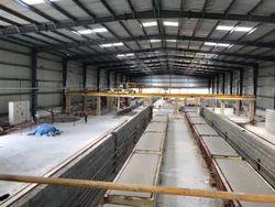 AAC Bricks Manufacturing Machine