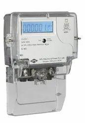 HPL Make Single Phase Net Meter for Industrial