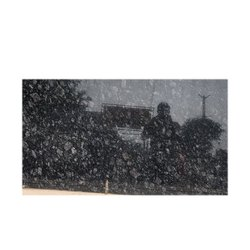 Polished Slab Black Pearl Granite, for Flooring, Thickness: 14-22 mm