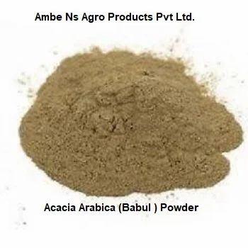 Ambe Ns Agro Products Pvt Ltd Organic Acacia Arabica Babul Powder