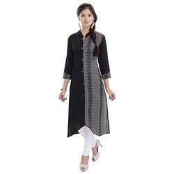 Velvet Patch Kurta