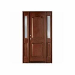 Sintex PVC Brown Door