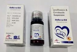 Levofloxacin Ornidazole Suspension