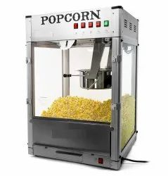 Popcorn Machine With Warmer