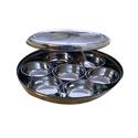 Stainless Steel Spice Boxes