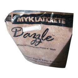 MYK Laticrete Dazzle Epoxy Adhesive, For Wall And Floor, Packaging Size: 20kg