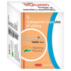Gabapentin Capsules IP 400mg