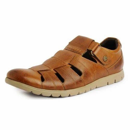 Daily Wear Brown Buckaroo Men Casual