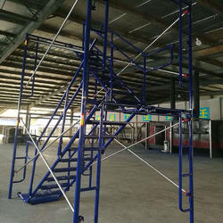 Building Scaffolding System