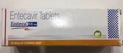 Enteca-0.5 Tablets
