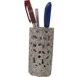 Soapstone Pen Holder For Student