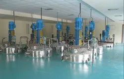 100 Square Feet Industrial Floors PU Flooring Services, in Pan India