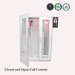 Closed and Open Cell Content Testing Machine
