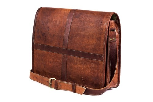 62650408fd Vintage Leather Messenger Soft Leather Briefcase Satchel Leather Laptop  Messenger Bag For Men And Wo