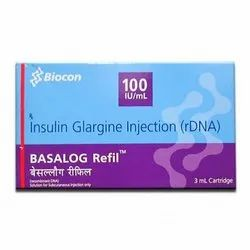 Basalog Refil Insulin Glargine Injection (rDNA)