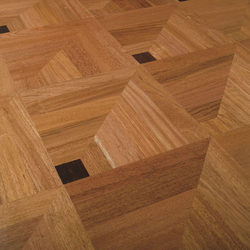Laminated Wooden Floor Tiles Thickness 5 10 Mm Size In