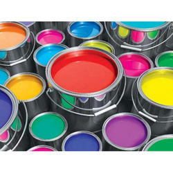 Coloful Industrial Paint