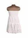 Ladies Tube Cotton Dress