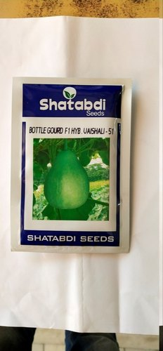 Shatabdi Bottle Gourd F1 Hybrid Seed, Pack Size: 500gm