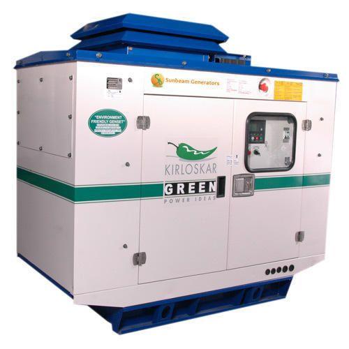5 Kva Kirloskar Green Diesel Generator