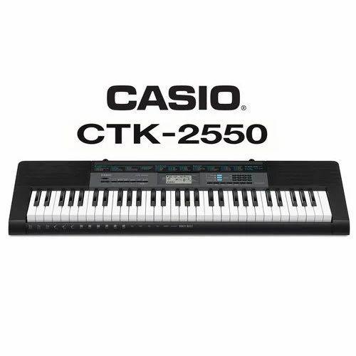 514be8eb53d Casio CTK-2550 Keyboard at Rs 6115 /piece   संगीत ...