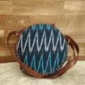Round Sling Hand Bags