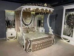 Antique Modern Wooden Designer Single Bed, Size: 6x4 Feet
