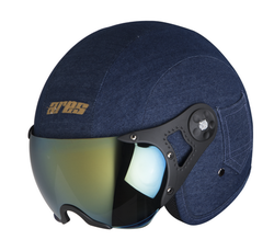 Ares A 5 Admiral With Gold Visor