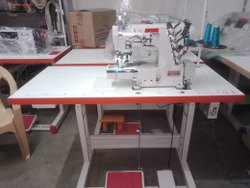 GE Brand Cylinder Bed Fatlock Interlock Machine.