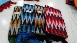 Ikkat Handloom Dress Material