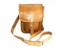 Genuine Leather Small Sling Bag