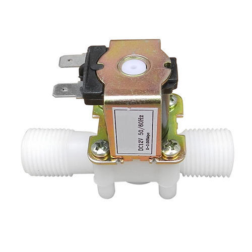 SEES 0.2 - 10 Bar 12V DC 1/2 Electric Solenoid Valve