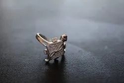 Ladies Tortoise Ring