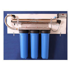 Automatic Apricot 100 LPH Commercial Reverse Osmosis System
