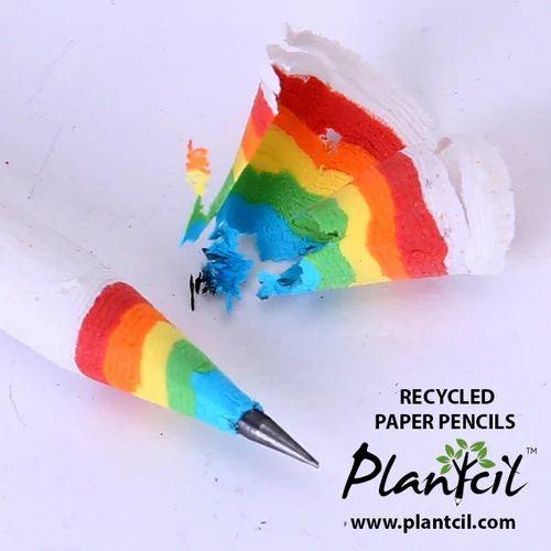 Rainbow Seed Pencils