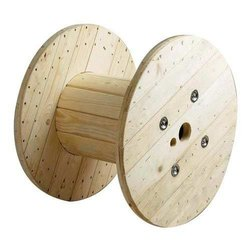 Brown Solid material Plywood Drum, Capacity: 50-100 litres, Packaging Type: Rectangle