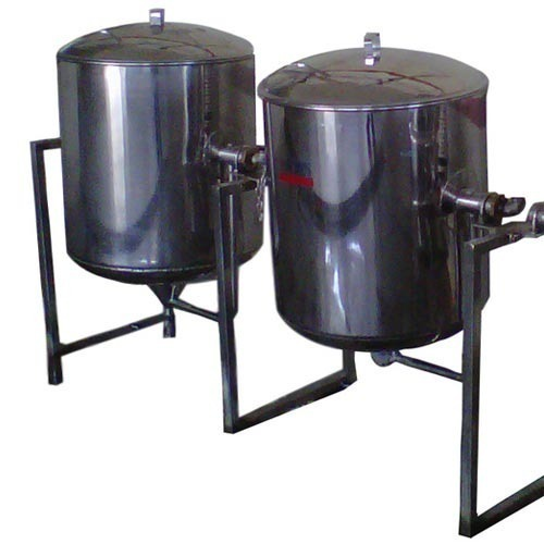 Stainless Steel Bigbery Commercial Rice Vessel