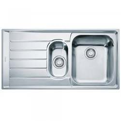Neptune Microdecore Finish  Kitchen Sink Franke