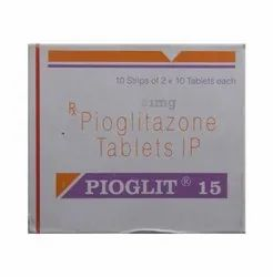 Pioglit 15 Tablet